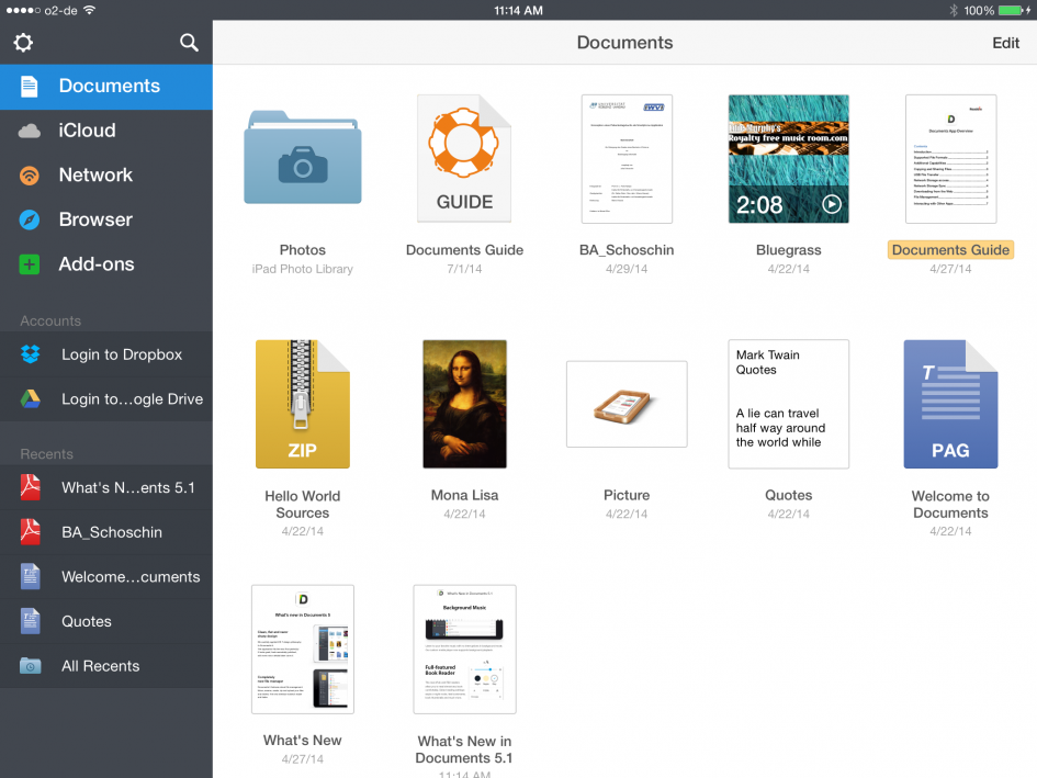 Readdle Documents 5