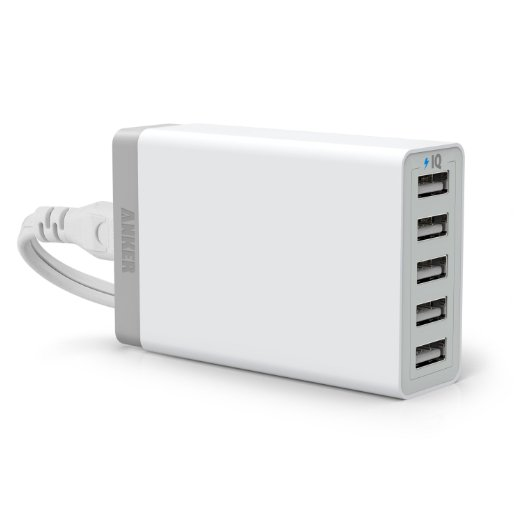 Anker 5-Port USB Charger